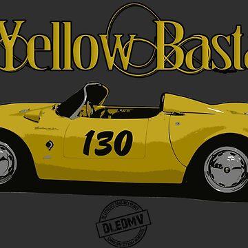 «DLEDMV - Bâtard jaune» par DLEDMV