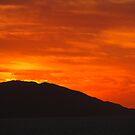 Sierra Madre Sunset - Puesta del Sol by PtoVallartaMex