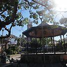 The Central Square - El Parque Central de Puerto Vallarta, Mexico by PtoVallartaMex