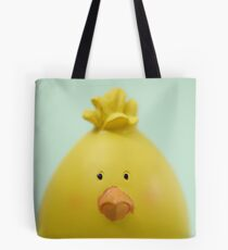 Blank Easter Chick  Tote Bag
