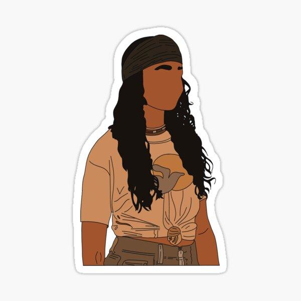 Outer Banks Kiara design Sticker