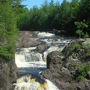 Potato Falls by kaileyhenn