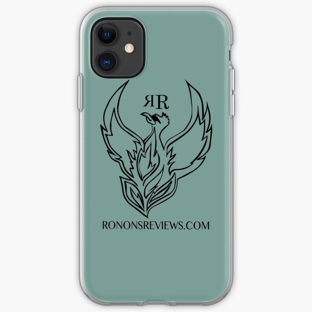 Ronon's Reviews Official Merch iPhone Case & Cover