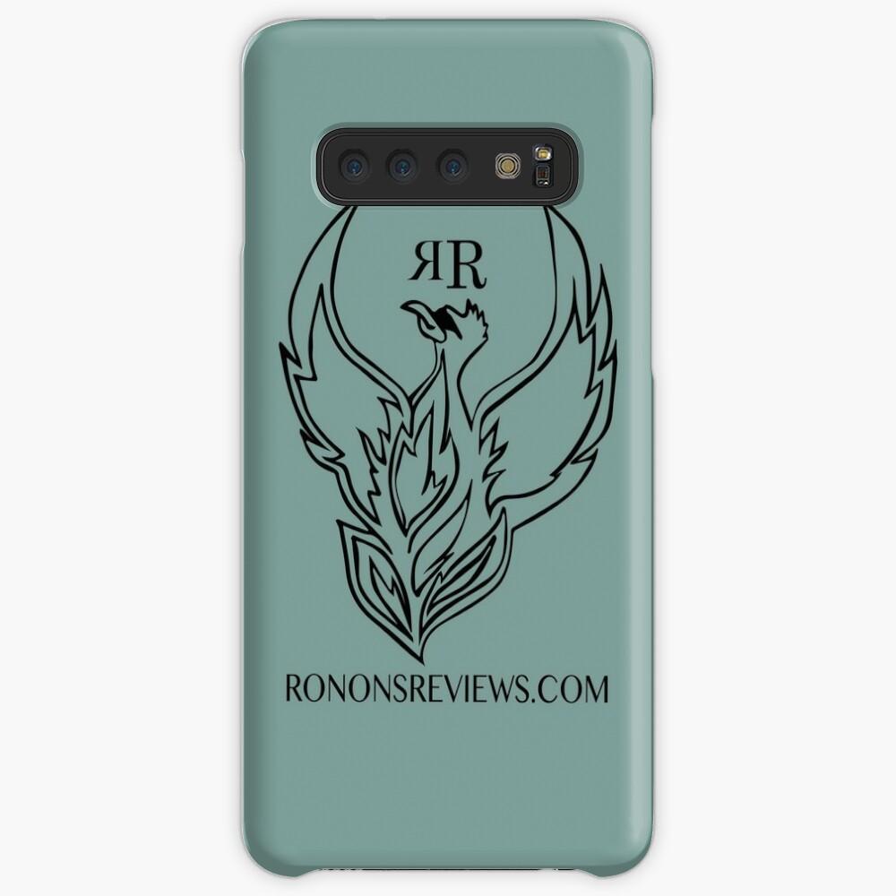 Ronon's Reviews Official Merch Case & Skin for Samsung Galaxy