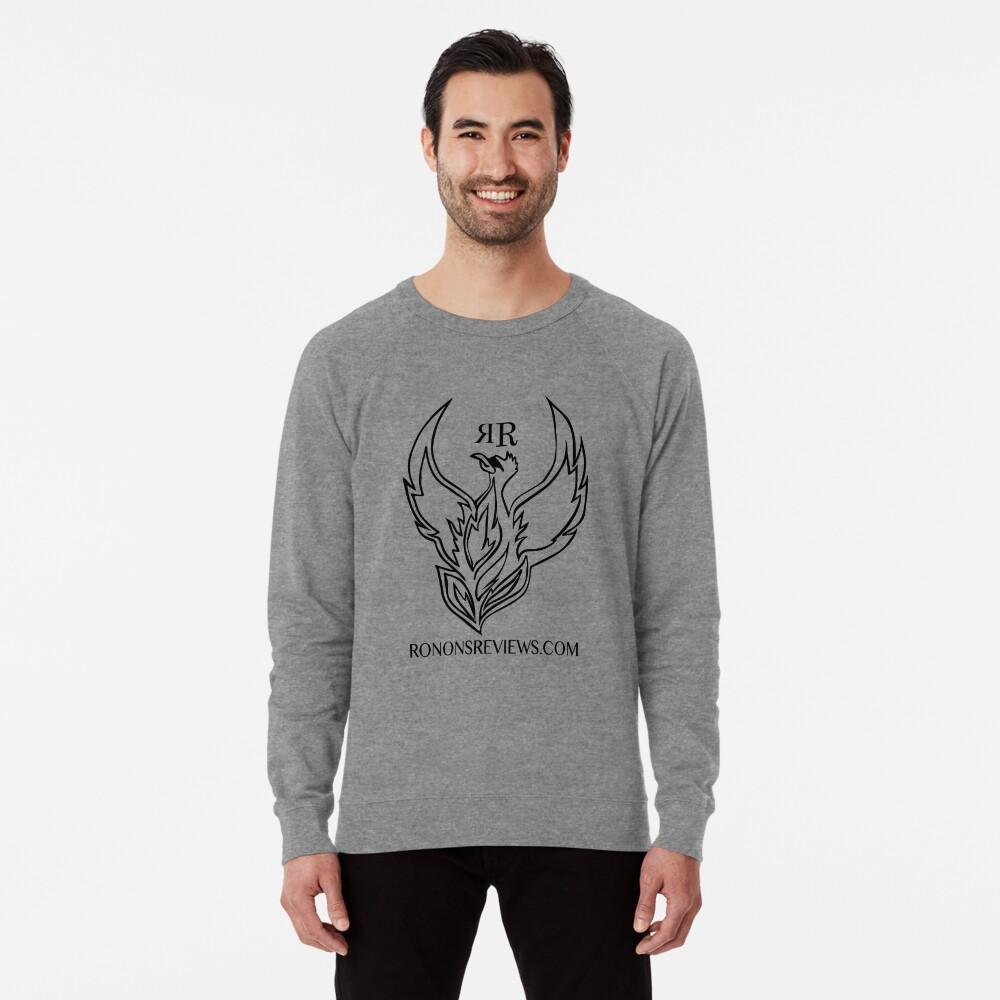 Ronon's Reviews Official Merch Lightweight Sweatshirt