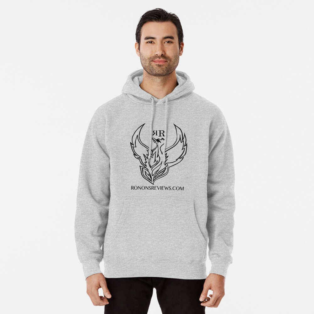Ronon's Reviews Official Merch Pullover Hoodie