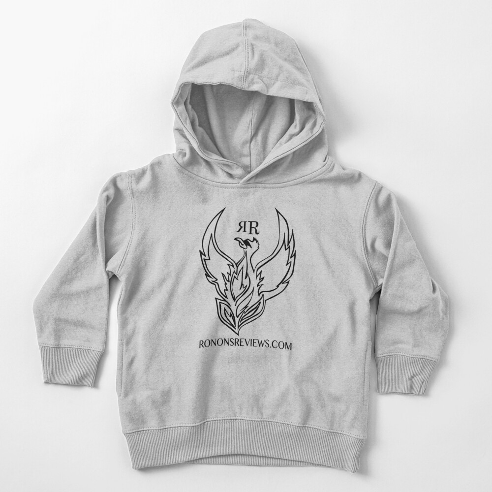 Ronon's Reviews Official Merch Toddler Pullover Hoodie