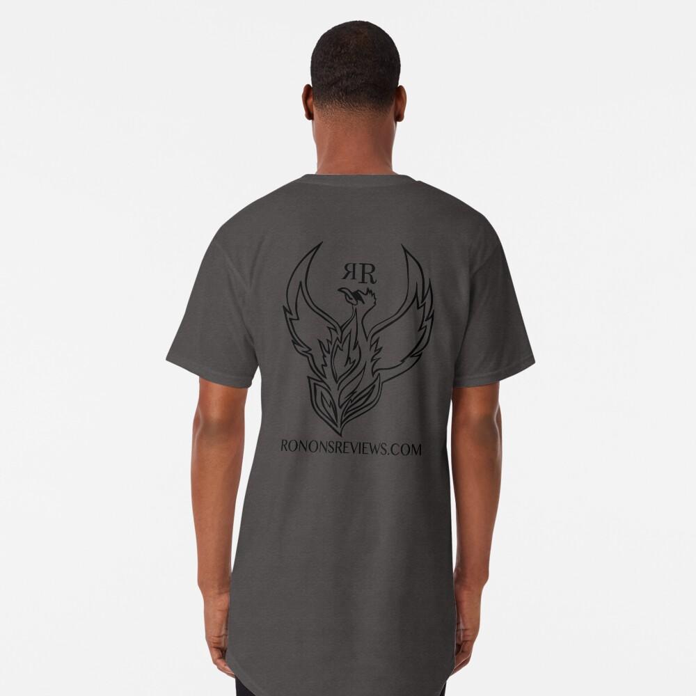 Ronon's Reviews Official Merch Long T-Shirt