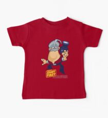 George Shot First Baby Tee