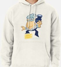 George Shot First Pullover Hoodie