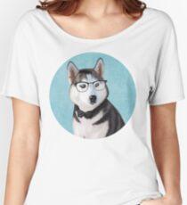Mr Siberian Husky Women's Relaxed Fit T-Shirt