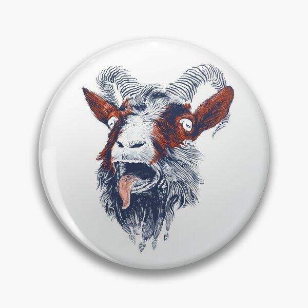 Rock Beast Pin