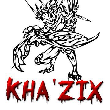 Kha Zix by xAurom