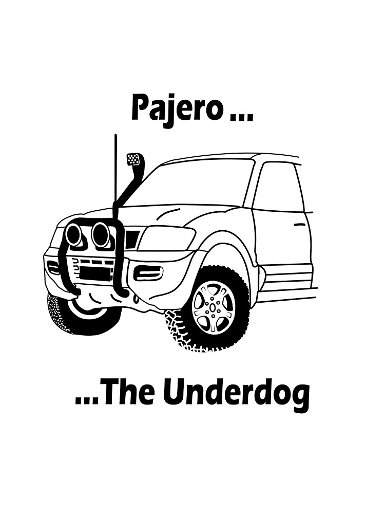In The Garage Working on my Pajero Hoodie