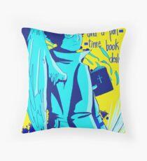 Aziraphale Throw Pillow