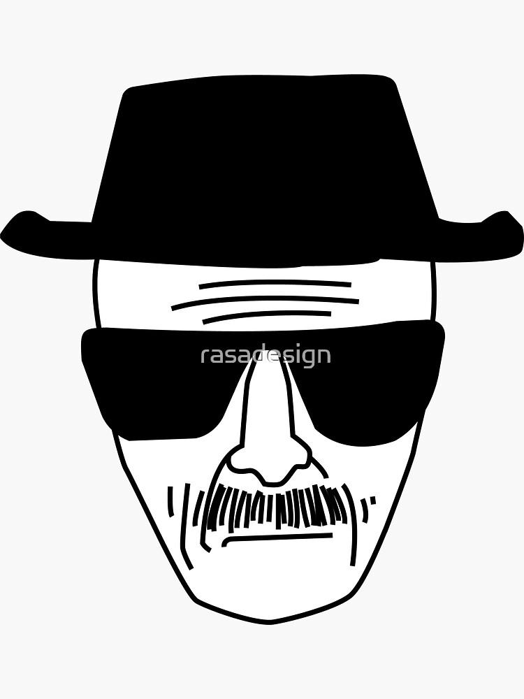 Heisenberg von rasadesign