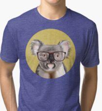 Mr Koala Tri-blend T-Shirt