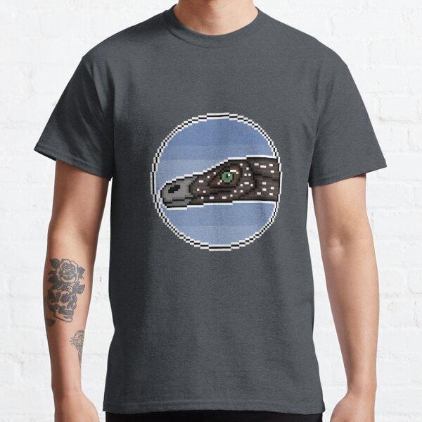 Pixel Fukuivenator paradoxus Classic T-Shirt