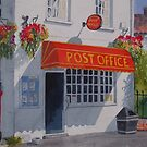 Strensall Post Office by Val Spayne