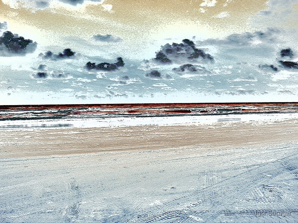 Surrealistic Seascape IX by Igor Shrayer