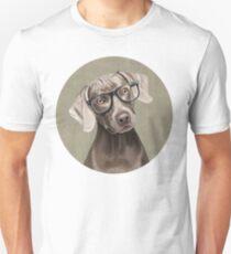 Mr Weimaraner Unisex T-Shirt