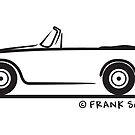 1967 Sunbeam Alpine V   by Frank Schuster