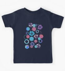 japanese spring blossoms Kids Clothes