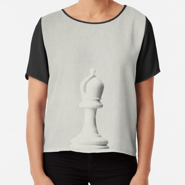 GAME OF THE THRONE / The White Bishop Chiffon Top