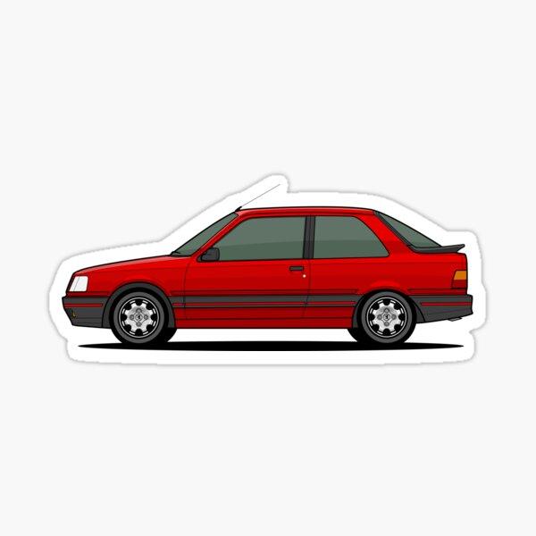 SUBARU WRX R STI voiture Outline Sweat à capuche pour propriétaire ou fan-idée de cadeau pour ton père
