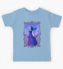 Sapphire Birthstone Fairy Kids Tee