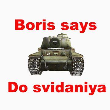 Boris by bronzestout