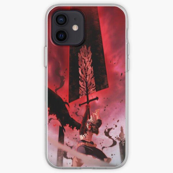 Black Clover Asta iPhone Soft Case