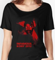 INFAMOUS Women's Relaxed Fit T-Shirt