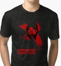 INFAMOUS Tri-blend T-Shirt