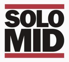 League of Legends Solo Mid Shirt