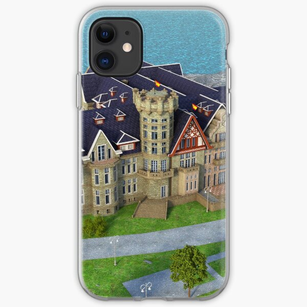 Magdalena Palace.Spain iPhone Soft Case