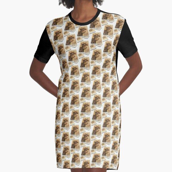Sun Men Special Graphic T-Shirt Dress