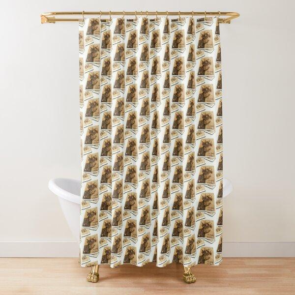 Sun Men Special Shower Curtain
