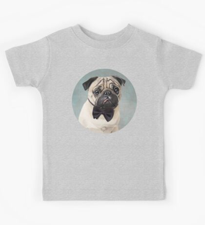 Mr Pug Kids Clothes