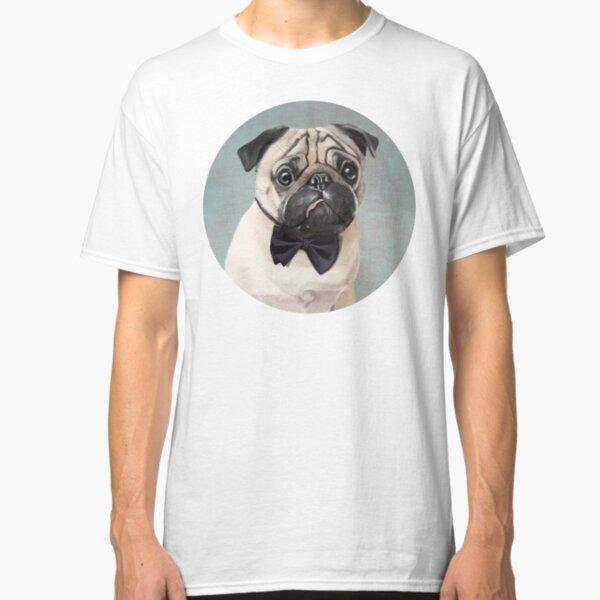 Mr Pug Classic T-Shirt