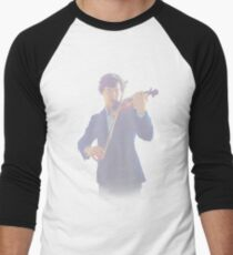 How do you feel about the violin? Men's Baseball ¾ T-Shirt