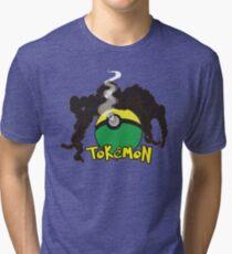 Tokemon Tri-blend T-Shirt