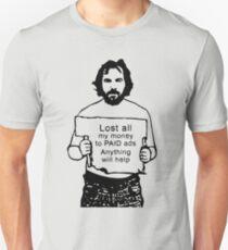 Content Marketing Spoof Unisex T-Shirt