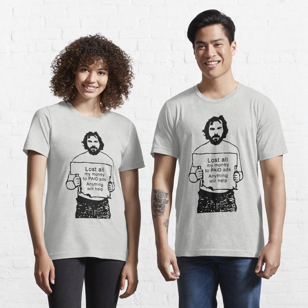 Content Marketing Spoof Essential T-Shirt