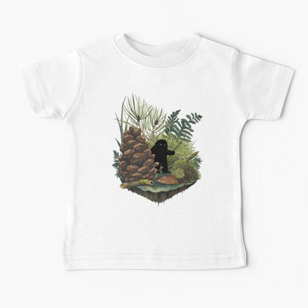Tiny Sasquatch Baby T-Shirt