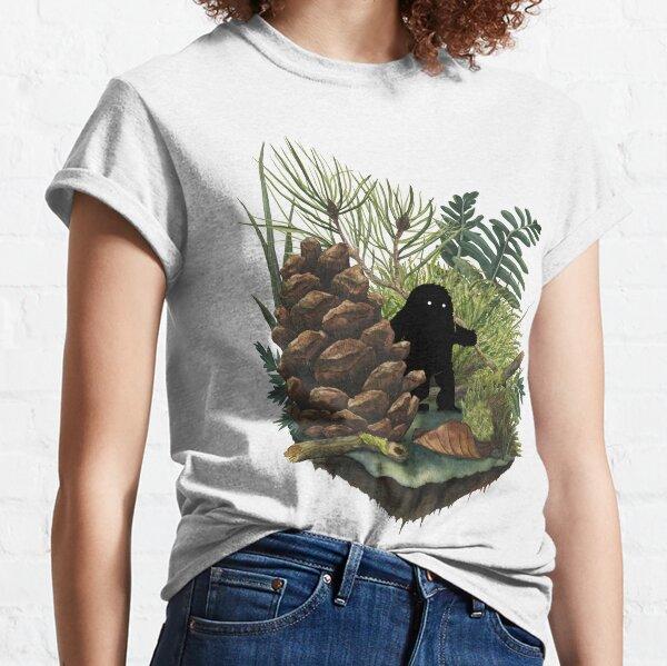 Tiny Sasquatch Classic T-Shirt