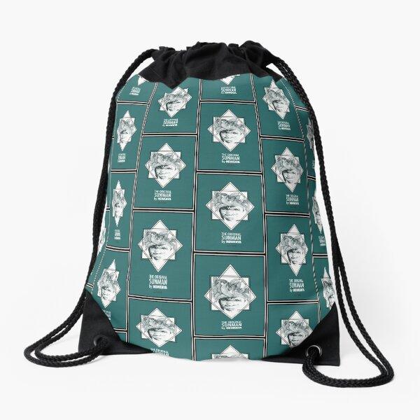 Sun Man Diamond collection Drawstring Bag