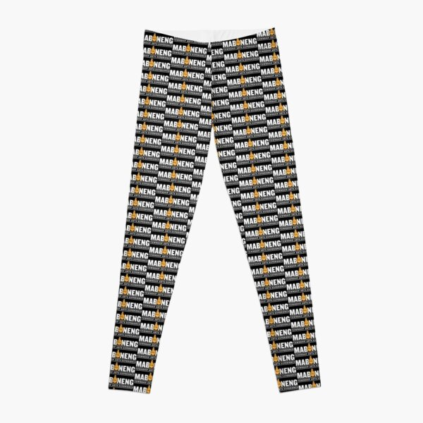 The Maboneng Township Arts Experience Leggings