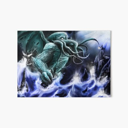 Call of Cthulhu Art Board Print