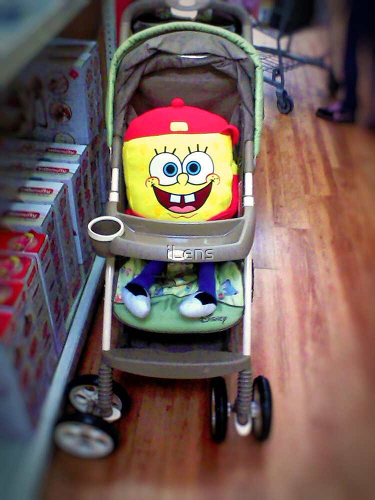 Character in a Stroller by iLens